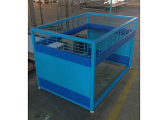China Professional Metal Promotion Display Counter High Grade With Dia 5mm Wire Shelf supplier